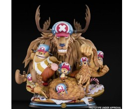 One Piece - Tony Tony Chopper -  Statue By Tsume HQS PREORDINE