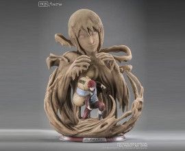 "Naruto Shippuden - Gaara "" A father's hope, a mother's love"" -  Statue By Tsume HQS PREORDINE"