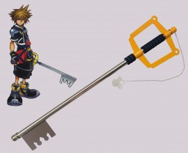 KINGDOM HEARTS - Keyblade Spada Sora