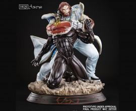 Terra Formars - Sylvester Asimov  -  Statue By Tsume HQS PREORDINE