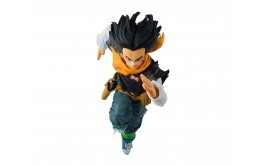 DRAGON BALL Z - Ju-nana Gou (Android 17) - Figure Colosseum - SCultures - Zoukei Tenkaichi Budoukai World 2018 Vol.3 (Banpresto)