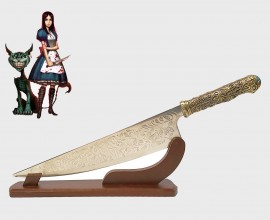 ALICE MADNESS RETURNS - Vorpal Blade