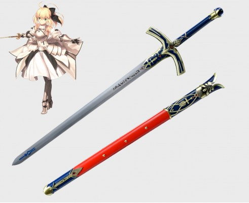 FATE STAY NIGHT - Excalibur Spada Saber Lily