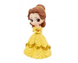 LA BELLA E LA BESTIA (1991) - Belle - Q Posket Disney Characters Normal Version - Figure Banpresto
