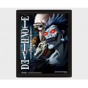 DEATH NOTE - Shinigami - Quadro Lenticolare 3D