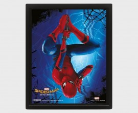 SPIDER-MAN HOMECOMING - Hang - Quadro Lenticolare 3D
