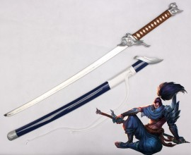 LEAGUE OF LEGENDS - Katana Yasuo