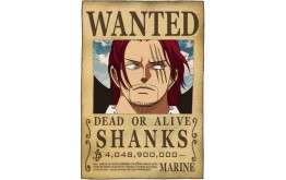 ONE PIECE - Wanted Shanks (2019)