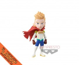 BOKU NO HERO ACADEMIA - World Collectable Figure Vol.5 - Toogata Mirio (Bandai Spirits)