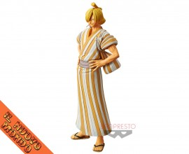 ONE PIECE -  Sanji - DXF Figure - The Grandline Men - Wano Country (Vol.5) (Bandai Spirits)