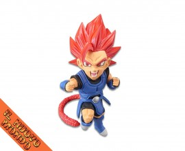DRAGON BALL LEGENDS Collab - World Collectable Figure Vol.3 - Shallot SSJ God (Bandai Spirits)