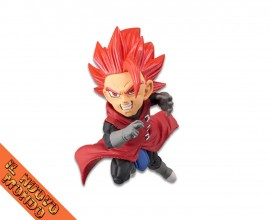 DRAGON BALL LEGENDS Collab - World Collectable Figure Vol.3 - Giblet SSJ God (Bandai Spirits)
