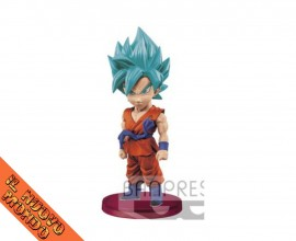 DRAGON BALL LEGENDS Collab - World Collectable Figure Vol.3 - Son Goku SSGSS (Bandai Spirits)