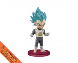 DRAGON BALL LEGENDS Collab - World Collectable Figure Vol.3 - Vegeta SSGSS (Bandai Spirits)