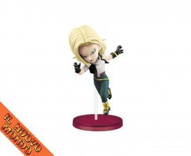 DRAGON BALL LEGENDS Collab - World Collectable Figure Vol.3 - Ju-hachi Gou (Android 18) (Bandai Spirits)
