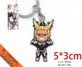 My Hero Academia - Strap portachiave All Might