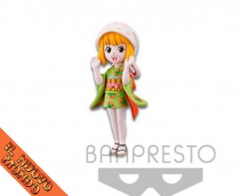 ONE PIECE - World Collectable Figure Wano Kuni Vol.4 - Carrot (Bandai Spirits)