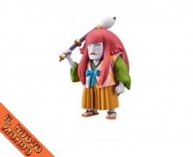 ONE PIECE - World Collectable Figure Wano Kuni Vol.4 - Kanjuurou (Bandai Spirits)