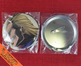 BOKU NO HERO ACADEMIA - Spilla Badge All Might Ichiban Kuji