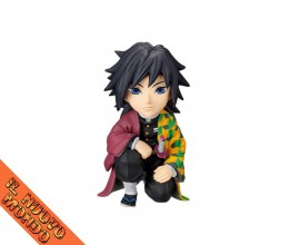 KIMETSU NO YAIBA - Tomioka Giyuu - World Collectable Figure - Oyakata-sama no Maedazo Vol.1 (Bandai Spirits)