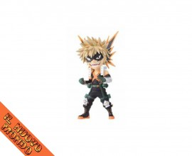 BOKU NO HERO ACADEMIA - World Collectable Figure Vol.8 - Bakugou Katsuki (Bandai Spirits)