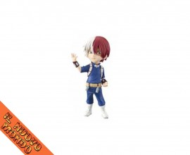 BOKU NO HERO ACADEMIA - World Collectable Figure Vol.8 - Todoroki Shouto (Bandai Spirits)