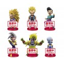 DRAGON BALL GT - World Collectable Figure Vol.3 - SET COMPLETO (Bandai Spirits)