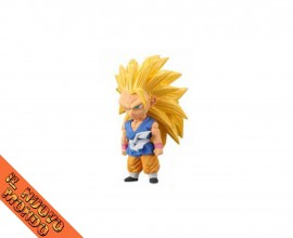 DRAGON BALL GT - World Collectable Figure Vol.3 - Son Goku SSJ3 (Bandai Spirits)