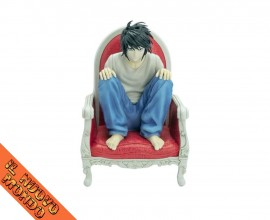 DEATH NOTE - L - Super Figure Collection (Abystyle)