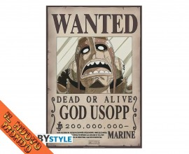 ONE PIECE - Wanted Usopp