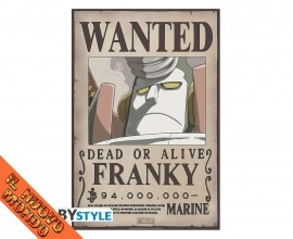 ONE PIECE - Wanted Franky