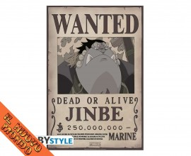 ONE PIECE - Wanted Jinbe
