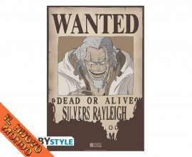ONE PIECE - Wanted Rayleigh