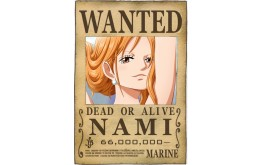 ONE PIECE - Wanted Nami
