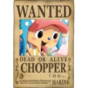 ONE PIECE - Wanted Chopper