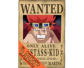 ONE PIECE - Wanted Marco The Phoenix