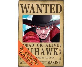 ONE PIECE - Wanted Eustass Kidd