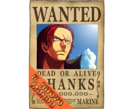 ONE PIECE - Wanted Mihawk